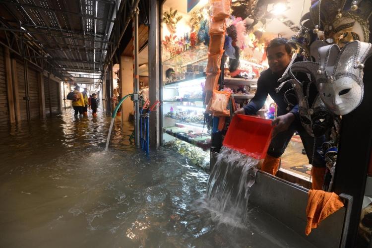 ITALY FLOOD